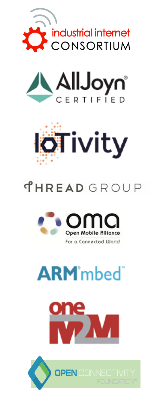 IoT Standards Logos
